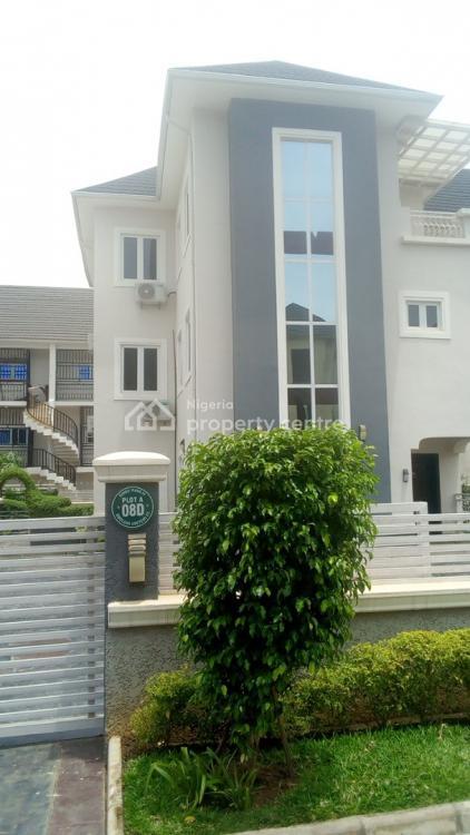 Brand New 4 Bedroom Terraced Duplex Gala, Galadimawa, Abuja, Terraced Duplex for Sale