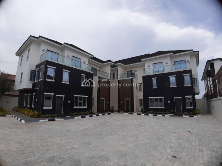 4 Bedroom Terrace (serviced) with Bq, Oniru, Victoria Island (vi), Lagos, Terraced Duplex for Sale