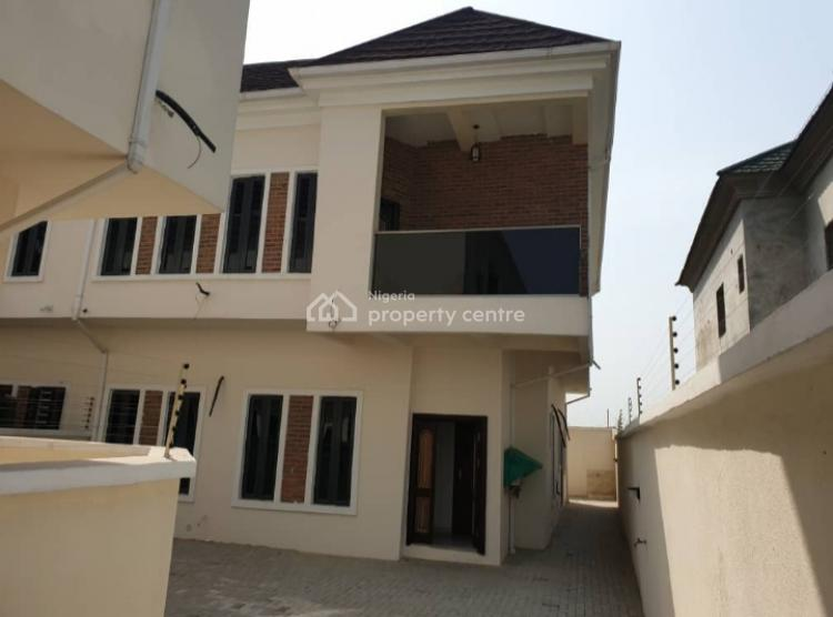a Newly Built 4 Bedroom Semi Detached with Bq, Ikate Elegushi, Lekki, Lagos, Semi-detached Duplex for Sale