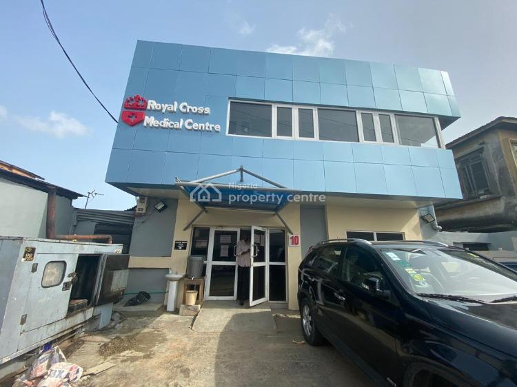 Hospital, Obalende, Ikoyi, Lagos, Commercial Property for Sale