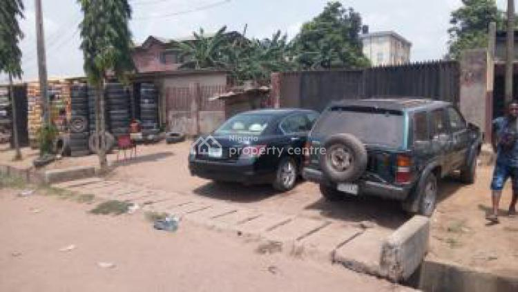 1340 Square Meter Fenced Land, U Turn Bus Stop., Abule Egba, Agege, Lagos, Commercial Land for Sale