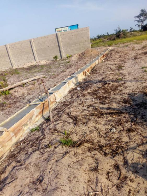 Govt Approved Excision, Well Developed Fenced Land, Close to La Campagne Tropicana Resort, Ogogoro, Ibeju Lekki, Lagos, Residential Land for Sale