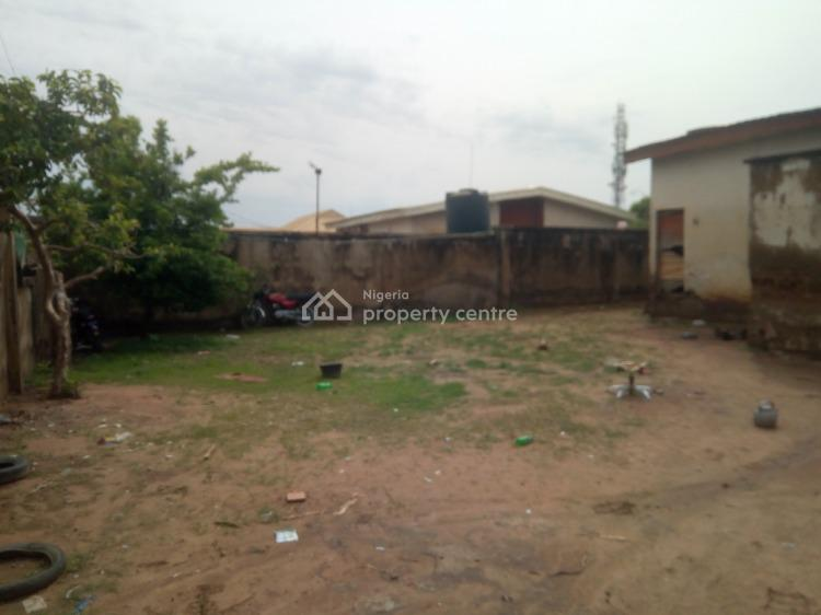 3bedroom House for Commercial Or Resident, 1st Avenue Beside Total Filling Station Fha, Lugbe District, Abuja, Detached Bungalow for Sale