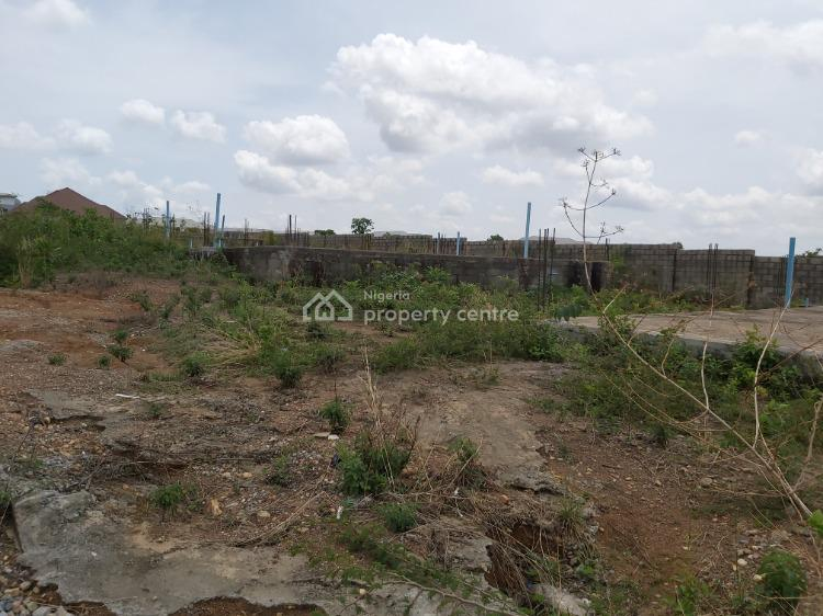 Well Laid Out Estate Dry Land Measuring 450sqm, Al Madina Estate, Karshi, Abuja, Residential Land for Sale