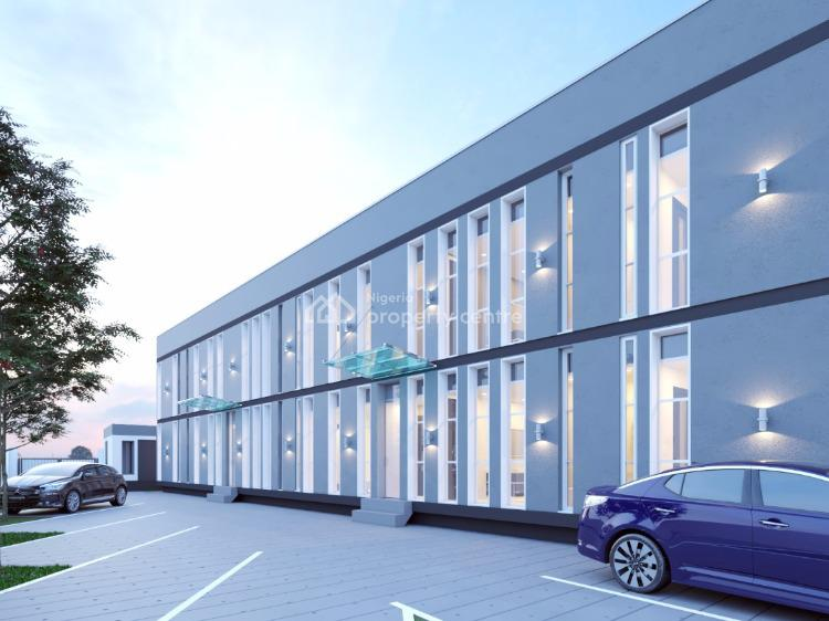 2 Bedroom Flat in a Secured and Serene Estate, Sangotedo, Ajah, Lagos, Flat for Sale