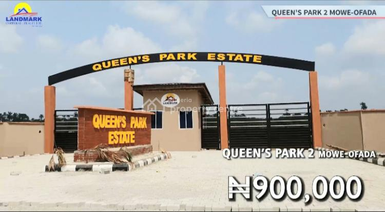 Queens Park Estate Phase Two, Queens Park Estate, Close to Nestle Foods., Mowe Ofada, Ogun, Land for Sale