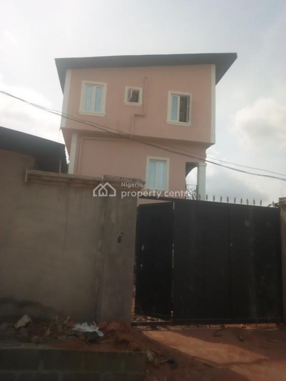 New 3bedroom Terrace Duplex+bq+inbuilt Two Car Park, an Estate By Jungle Bus Stop Off Iju Road, Ifako, Agege, Lagos, Terraced Duplex for Sale