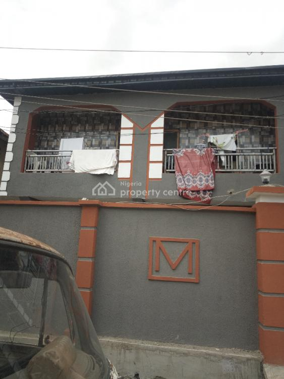 Executive and Decent Room Self Contained, Behind Luth, Ilasamaja, Mushin, Lagos, Flat for Rent