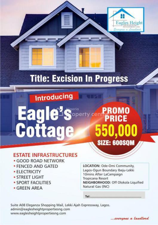 Invest Now,  Excision, Ibeju Lekki, Lagos, Mixed-use Land for Sale