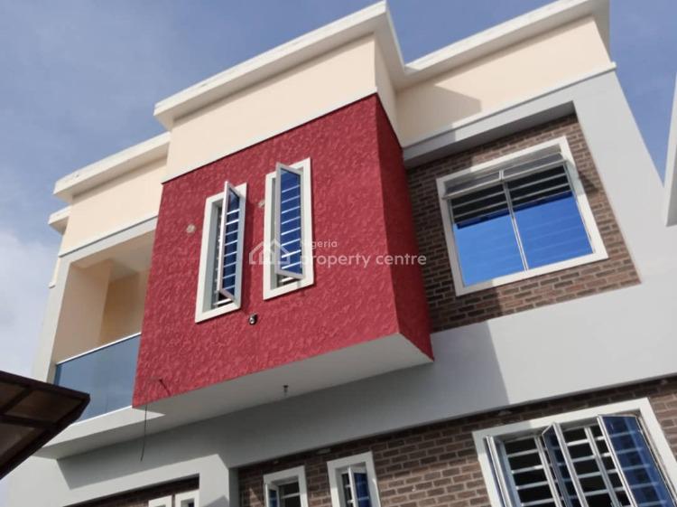 Brand New 4 Bedroom Fully Detached Duplex with Bq, Ikota, Lekki, Lagos, Detached Duplex for Rent