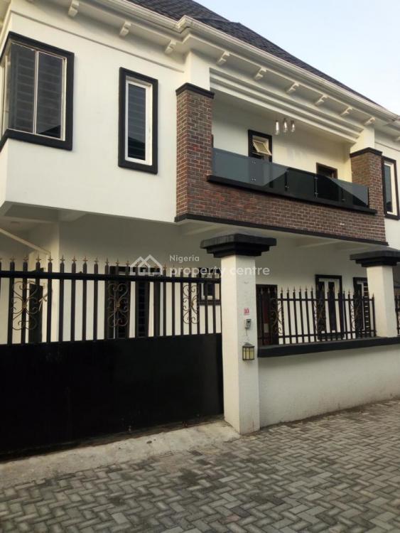 Fabulous 5 Bedrooms Detached Duplex, Osapa, Lekki, Lagos, Detached Duplex for Rent