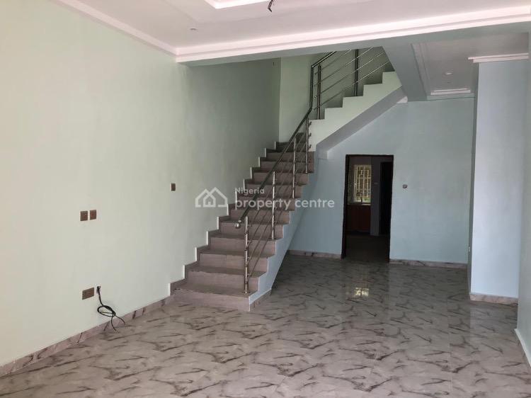 Lovely 4 Bedroom Semi Detached Duplex with 24/7 Power, Chevron Drive, Lekki, Lagos, Semi-detached Duplex for Rent