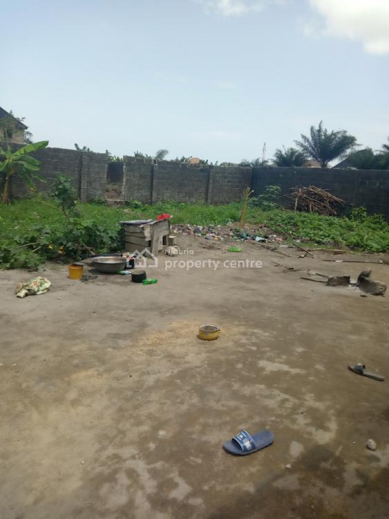 a Plot of Land, United Estate, Sangotedo, Ajah, Lagos, Residential Land for Sale