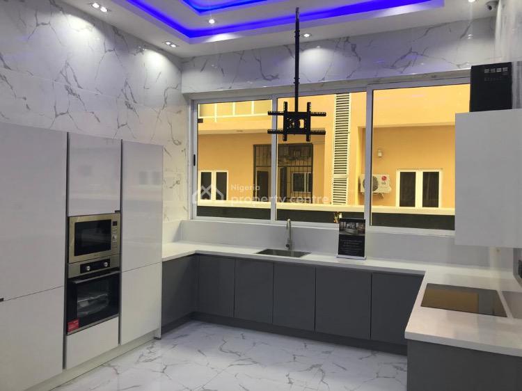 4 Bedroom Luxury Detached Duplex, Osapa, Lekki, Lagos, Detached Duplex for Sale