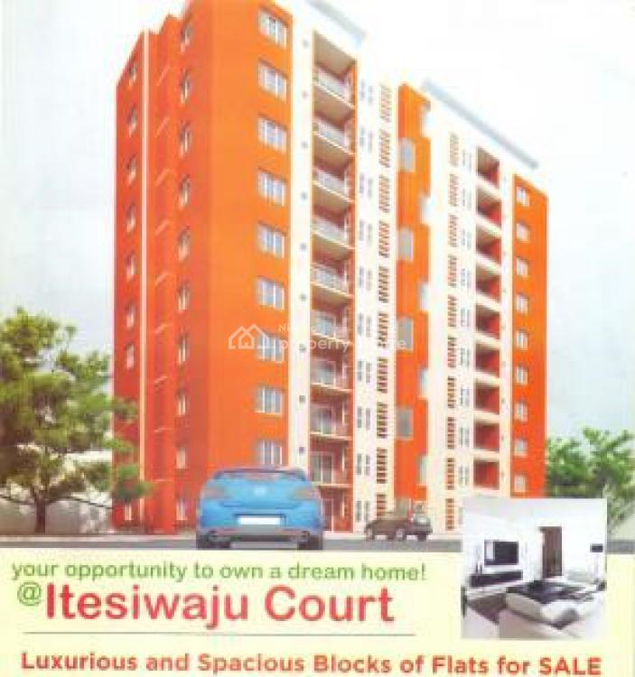 3 Bedroom Flats on 10 Floors., Itesiwaju Court, , Mile 2 Opp. Shoprite., Amuwo Odofin, Lagos, Flat / Apartment for Sale