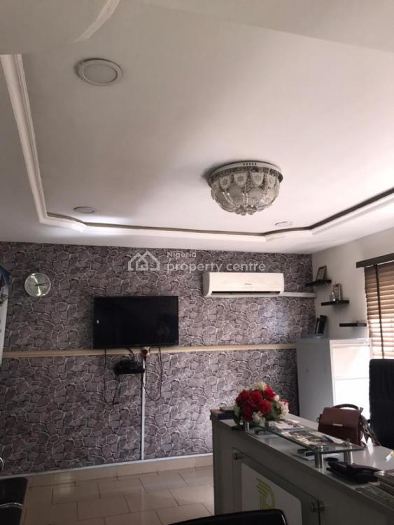 2 Office Spaces. Upstairs, Sangotedo, Ajah, Lagos, Office Space for Rent