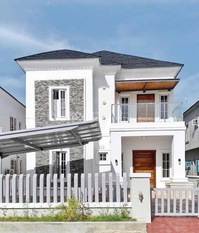 5bedroom Duplex, Ikota, Lekki, Lagos, Detached Duplex for Sale