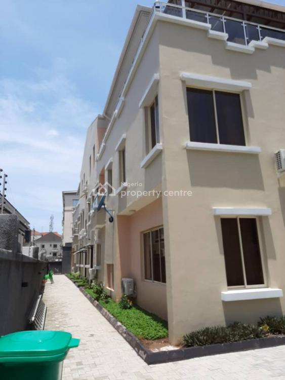 Newly Built 3 Bedroom Painthouse, Fully Serviced, Oniru, Victoria Island (vi), Lagos, House for Rent