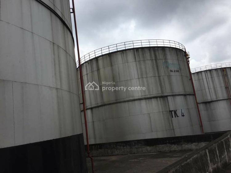 Tank Farm, Kirikiri, Apapa, Lagos, Tank Farm for Sale