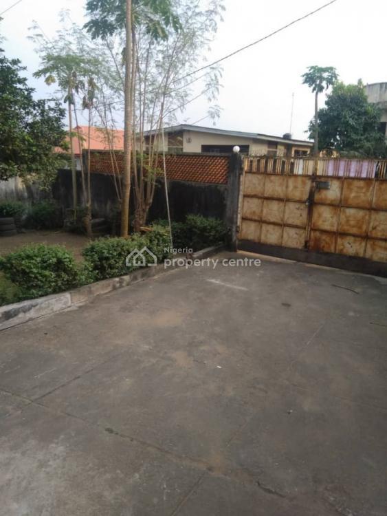 4 Bedroom Detached Duplex+3 Rooms Bq on 1065sqm Land., Estate Off Iju Road By Jungle Bus Stop, Ifako, Agege, Lagos, Detached Duplex for Sale