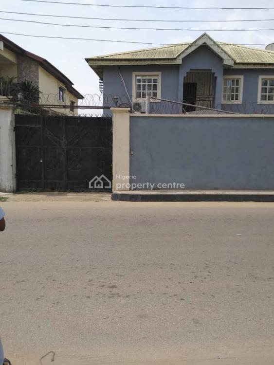 Fantastic 4 Bedroom Semi Detached Duplex, Isolo, Lagos, Semi-detached Duplex for Sale