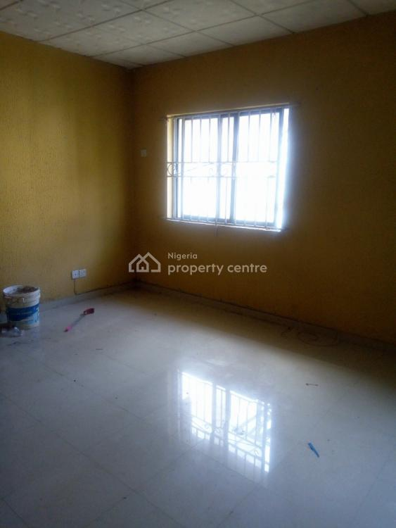 a Very Big (palour) Sharing Apartment with Alone Spacious Balcony, Royal Palm Will Estate, Badore, Ajah, Lagos, Self Contained (single Rooms) for Rent