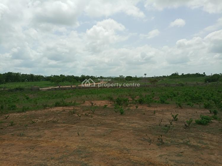 1.1hectares Industrial Plot with C of O & Building Approval, Cecce Yard Road, Close to Rail Station., Idu Industrial, Abuja, Industrial Land for Sale
