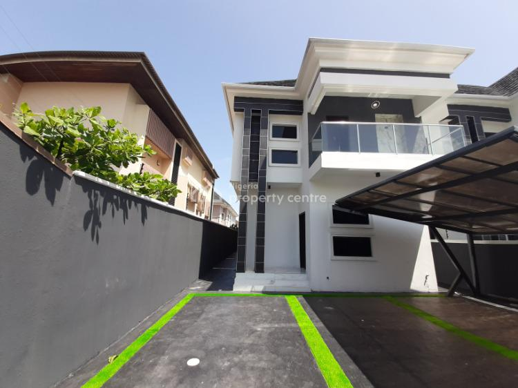 Beautiful 5bedroom Ensuite Detached Duplex, Off Adebayo Doherty, Lekki Phase 1, Lekki, Lagos, Detached Duplex for Sale