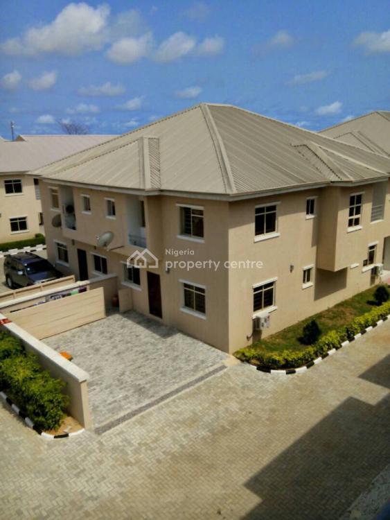 Tastefully Finished 4 Bedroom Semi Detached Duplex, Alexandria Quaters, Sangotedo, Ajah, Lagos, Semi-detached Duplex for Sale