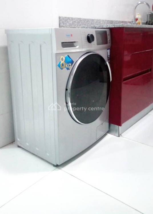 Furnished 3 Bedroom, Osapa, Lekki, Lagos, Flat Short Let