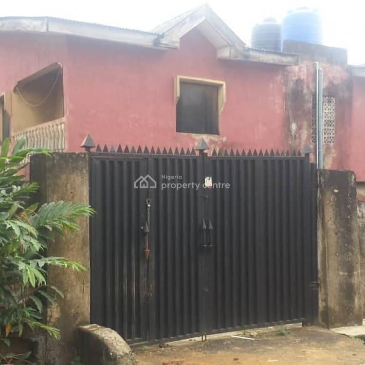Block of 6 Numbers 2 Bedroom Flat, Off Isawo Road Nasfat/transformer Bus Stop, Agric, Ikorodu, Lagos, Flat for Sale