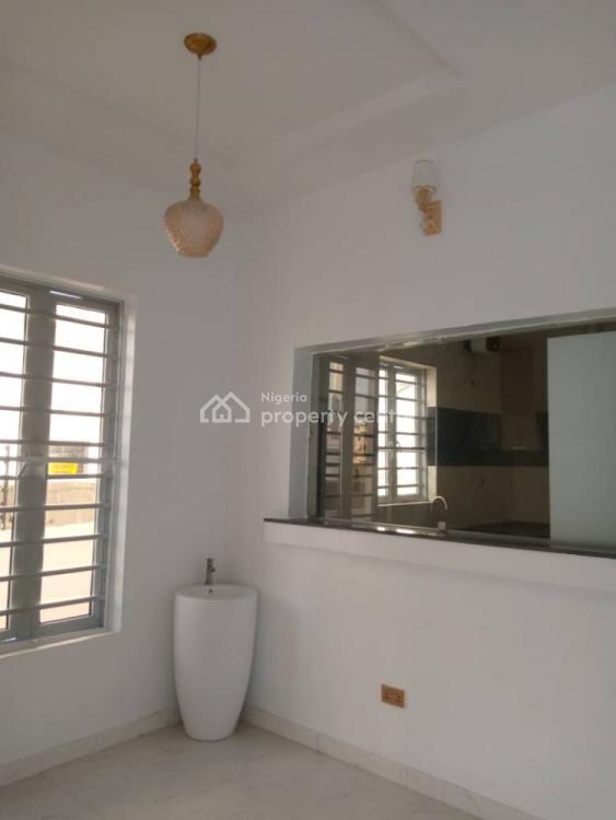 Newly Built 4 Bedroom Duplex with a Bq, Chevron Drive, Lekki, Lagos, Detached Duplex for Sale