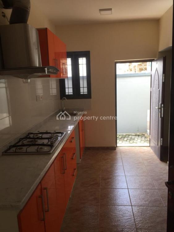 3 Bedroom Terraced Duplex with Bq, Orchid Road, Lafiaji, Lekki, Lagos, Terraced Duplex for Rent