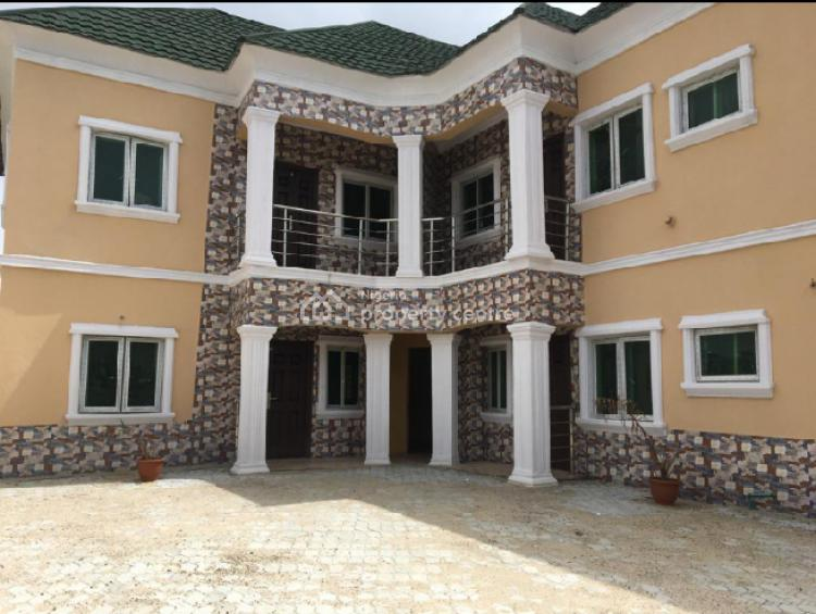 Brand New 3 Bedroom Flat, 4 in The Compound, First Unity Estate Badore Road, Ajah, Lagos, Flat for Rent
