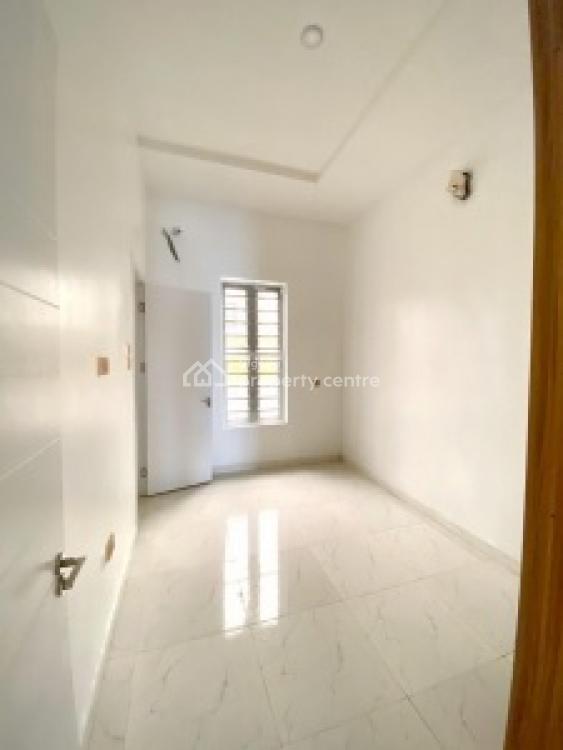 a 4 Bedroom Semi-detached Duplex with Bq, Chevron, Lekki, Lagos, Semi-detached Duplex for Sale