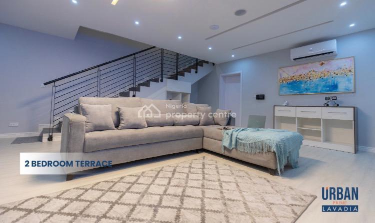 Luxury Furnished 2 Bedroom Terraced Duplex, Urban Prime Estate, Abraham Adesanya, Lekki Phase 2, Lekki, Lagos, Terraced Duplex for Sale