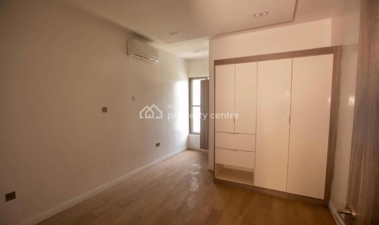 4 Bedroom Semi Detached Terrace Apartment, Osbourne 2, Osborne, Ikoyi, Lagos, Terraced Duplex for Sale