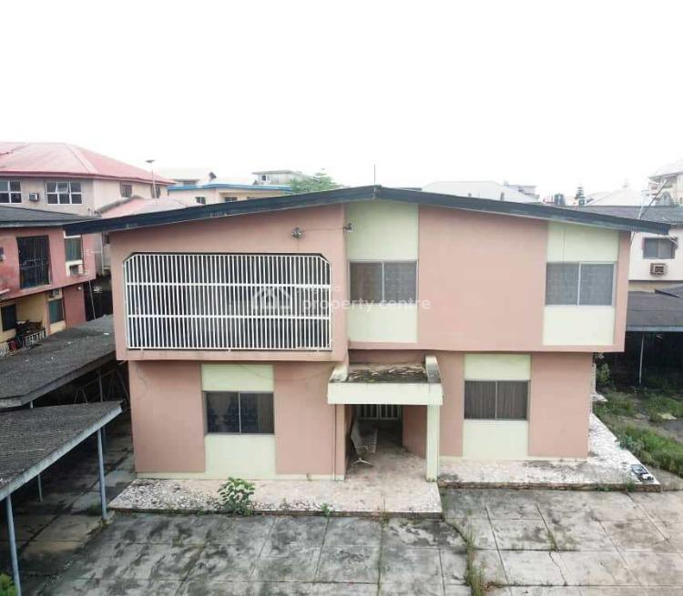 4 Bedroom Duplex, By Apena Bus Stop, Ago Palace Way, Okota, Isolo, Lagos, Detached Duplex for Sale
