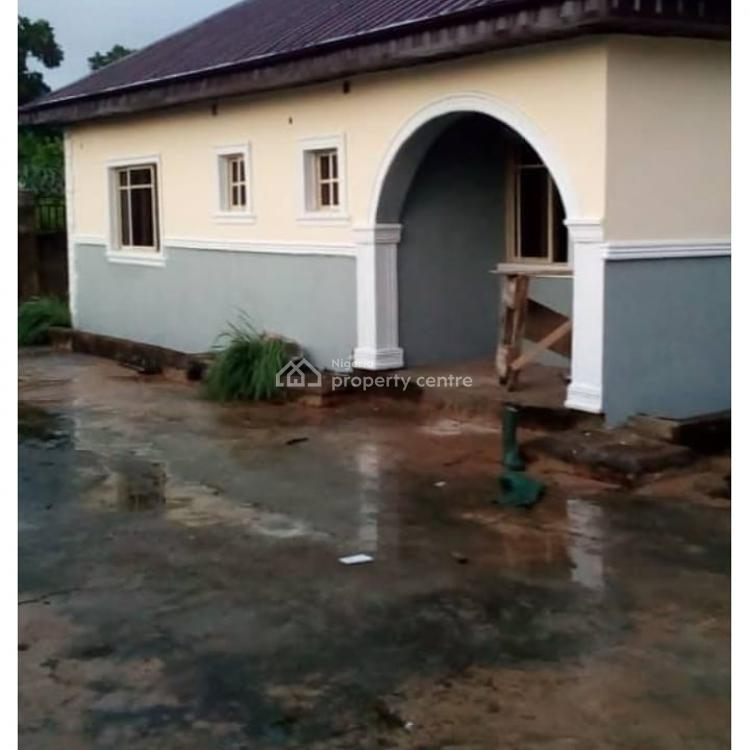 4 Flats, Ibafo, Ogun, Detached Bungalow for Sale