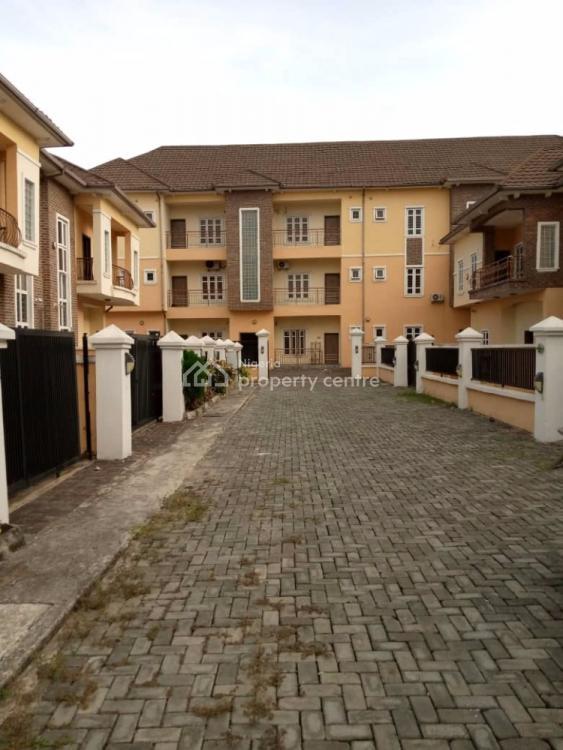 5bedroom Duplex with Bq, Southlake Estate, Lekki, Lagos, Semi-detached Duplex for Sale