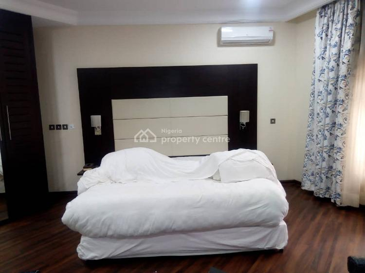 Luxury Furnished 6 Bedrooms Detached Duplex with 2 Rooms Bq, Off Yakubu Gowon Way, Asokoro District, Abuja, Detached Duplex for Rent