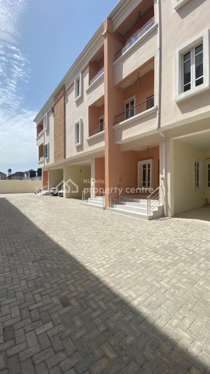 Lovely 4 Bedroom Terrace Duplex, Off Kunsela Road, Ikate, Ikate Elegushi, Lekki, Lagos, Terraced Duplex for Sale