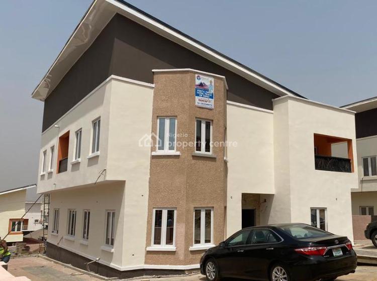 5 Bedroom Detached Duplex, Paradise Estate, Life Camp By Stella Maris, Jabi, Abuja, Detached Duplex for Sale