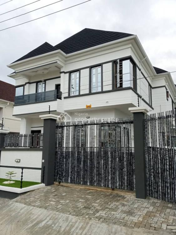 Newly Built Super Finish 5bedroom Fully Detached Duplex Plus Bq, Ikate, Freedom Way, Lekki, Lagos, Detached Duplex for Sale