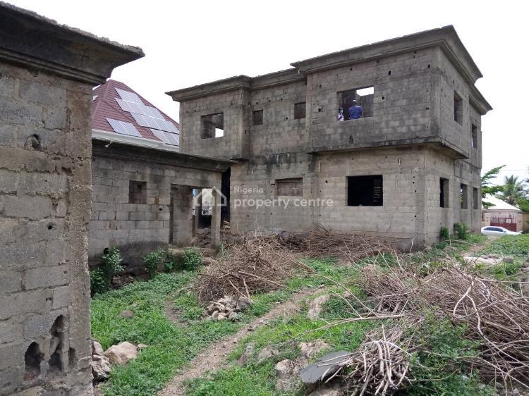 Luxury Four Bedroom Duplex with 3 Bedroom Bq, Nzube Estate, Lokogoma District, Abuja, Detached Duplex for Sale