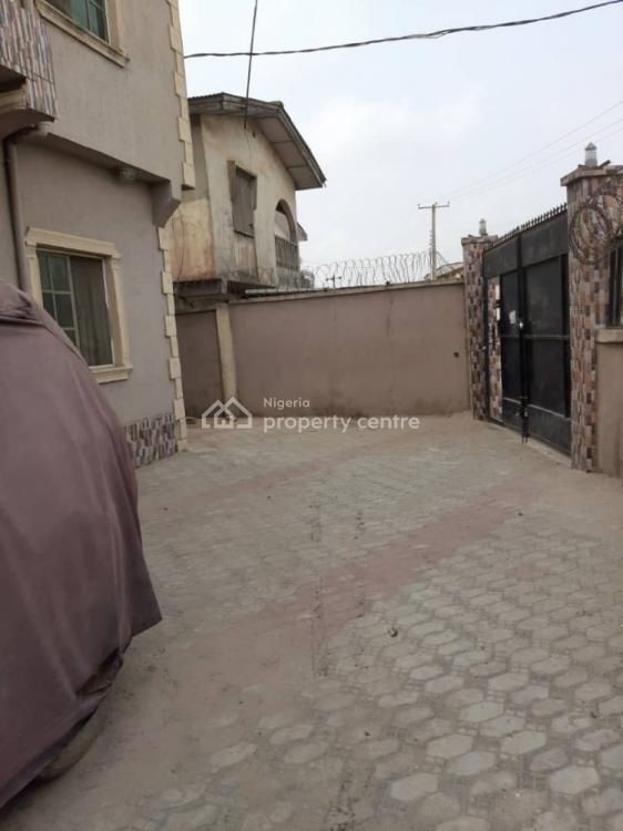 6 Units of 3bedroom Flats, No8, Fatoki Street, Off Ajanbgadi,ojo Local Government,, Ojo, Lagos, Block of Flats for Sale