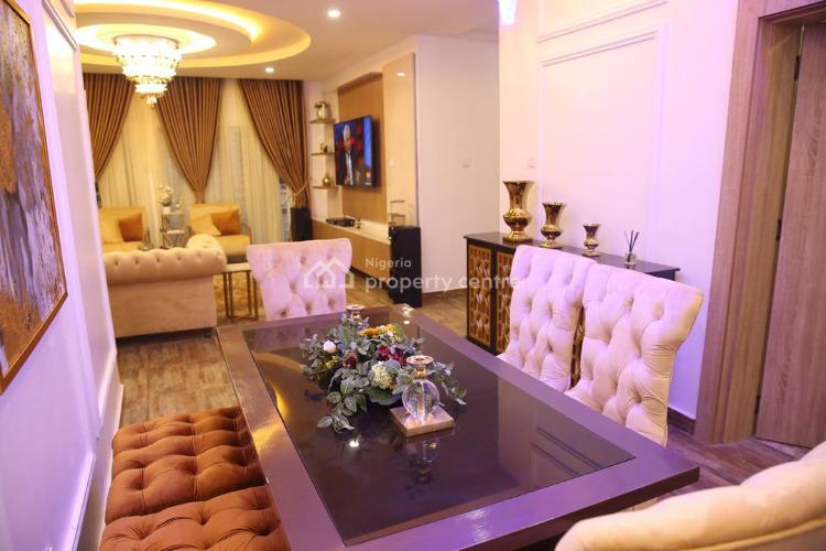 3 Bedroom Apartment + Bq, Wuye, Abuja, Flat for Sale