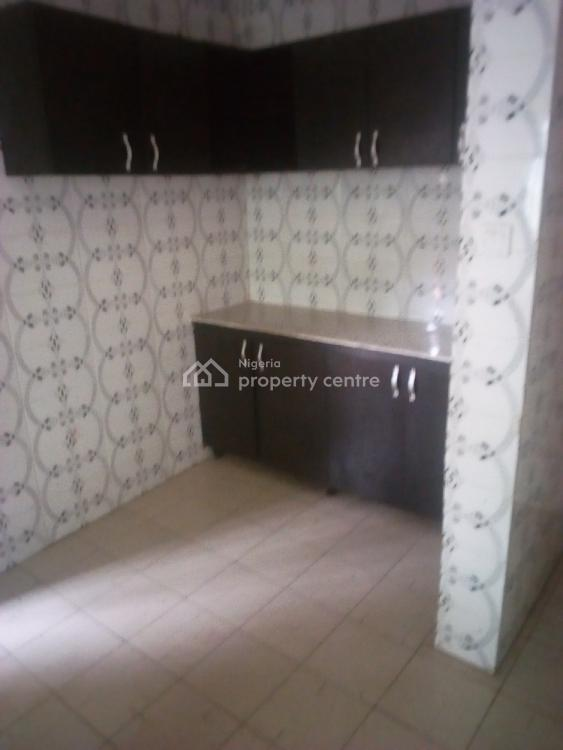 Ensuite (upstairs) 3 Bedroom Flat, Off Iju Road By Lonlo Bus Stop, Fagba, Agege, Lagos, Flat for Rent