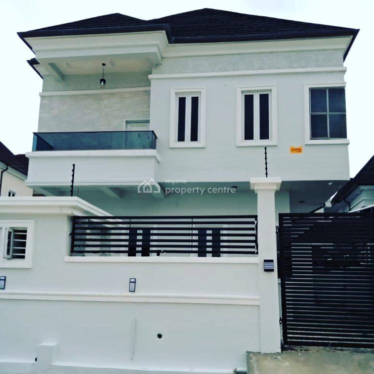 Available En-suite 4 Bedroom Fully Detached Duplex with Spacious Bq, Chevron Alternative Drive, Lekki, Lagos, Detached Duplex for Sale