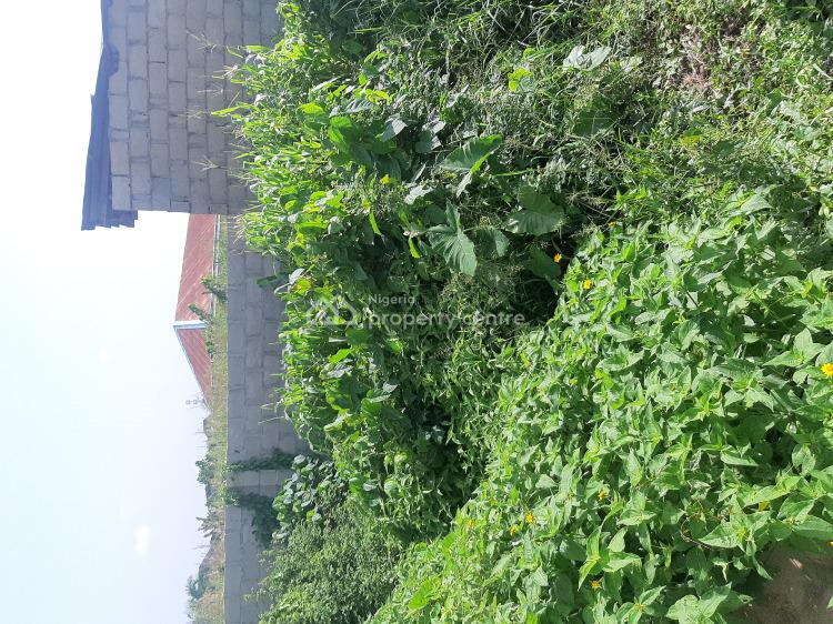 Fenced and Gated Half Plot of a Land in a Built Up Area., Thera Annex, Olokonla, Ajah, Lagos, Residential Land for Sale